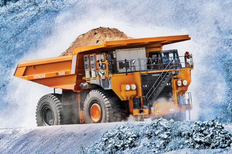 camion minero   camiones para minería   camiones hitachi