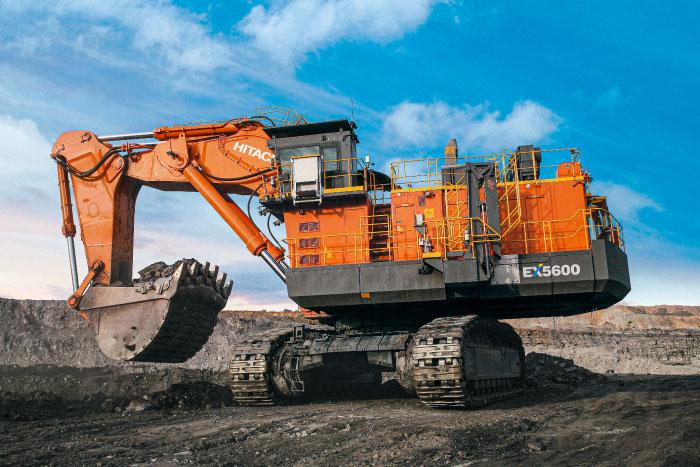 Zamine Service Chile, distribuidor de palas hidráulicas y camiones de minería Hitachi, en Latinoamérica