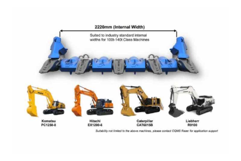 Zamine Service Chile, distribuidor de equipos Hitachi en Latinoamérica